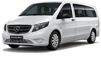 contratar taxi grande en malaga